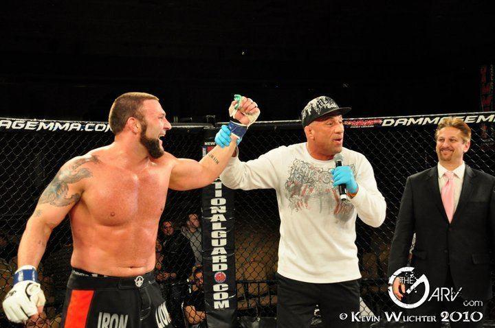 Branden Lee Hinkle 2010 December 21 HAMMER HOUSE MMA