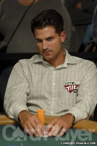 Brandon Adams (poker player) Brandon Adams Live Tournament Poker Drawing Dead