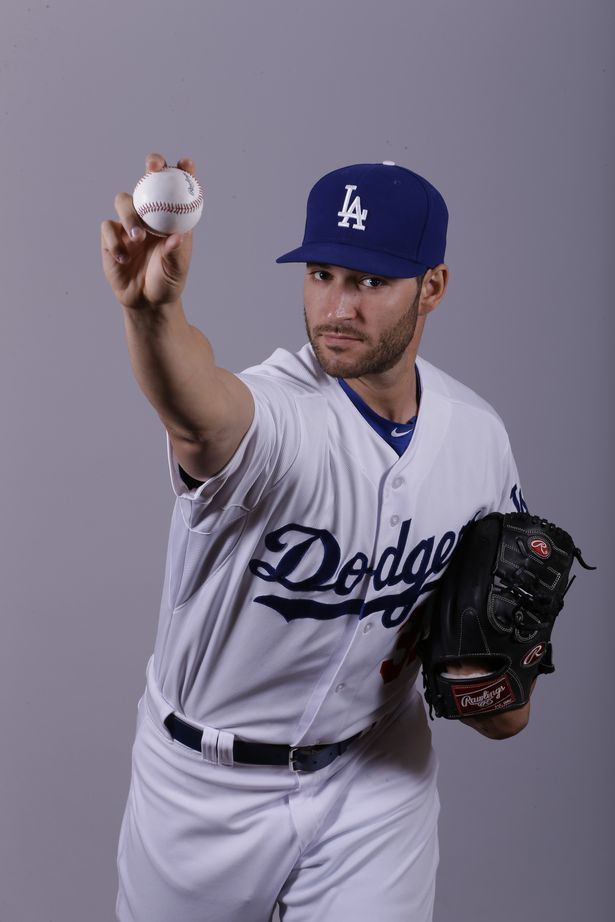 Brandon Beachy Brandon Beachy is the 60th player to grace the Dodgers 40man