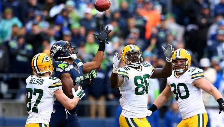 Brandon Bostick Empathizing with Brandon Bostick over his miscue