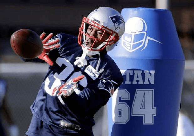 Brandon King (safety) Brandon King finds his NFL niche with New England Patriots ALcom