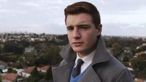 Brandon McClelland (actor) ANZAC Girls Brandon McClelland Opens up about the Logies His New
