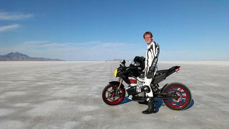Brandon Miller (motorcyclist)