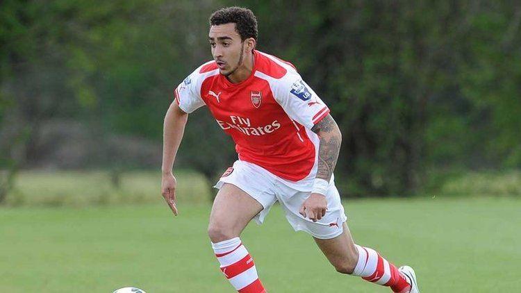 Brandon Ormonde-Ottewill Swindon sign Arsenal youngster Brandon OrmondeOttewill