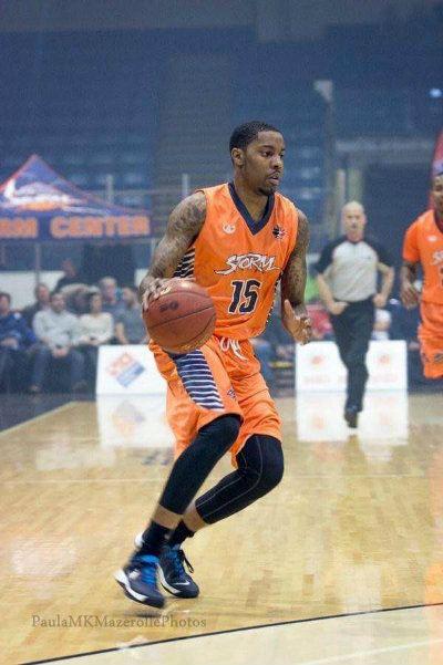 Brandon Robinson (basketball) Brandon Robinson Named NBLC Player of the Week