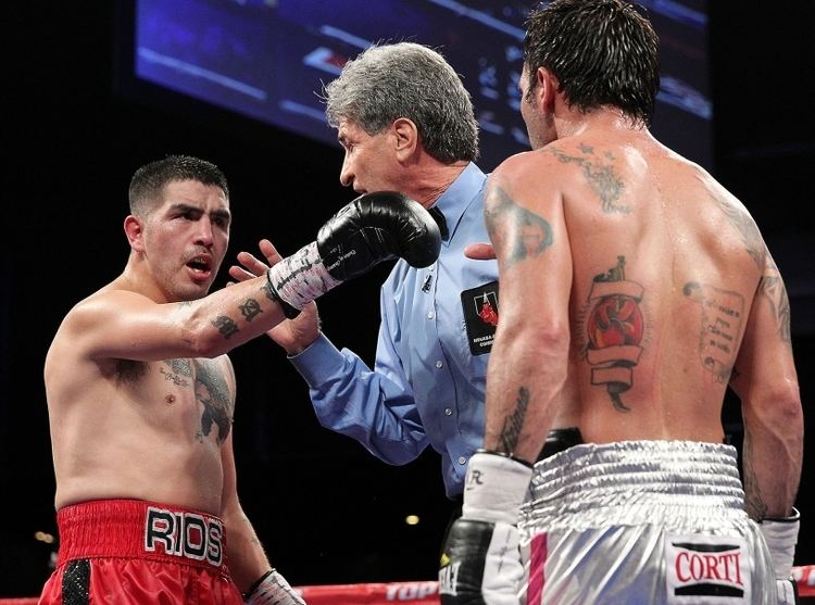 Brandon Ríos Brandon Rios Boxing Record