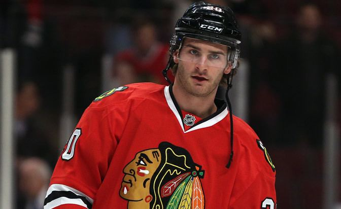 Brandon Saad Chicago Blackhawks forward Brandon Saad out Tuesday