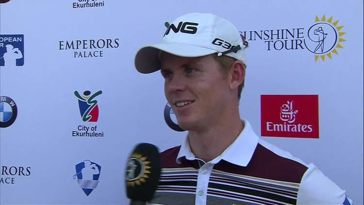 Brandon Stone Brandon Stone backed for further success after SA Open win Golf