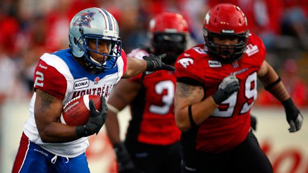 Brandon Whitaker Most Valuable Players in CFL Week 2 Football CBC Sports