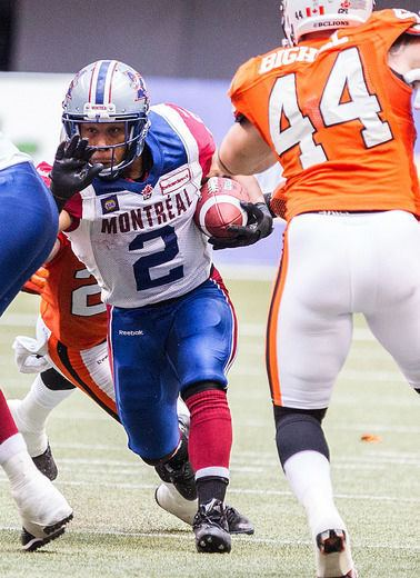 Brandon Whitaker Argos give Brandon Whitaker a shot to reestablish himself as top