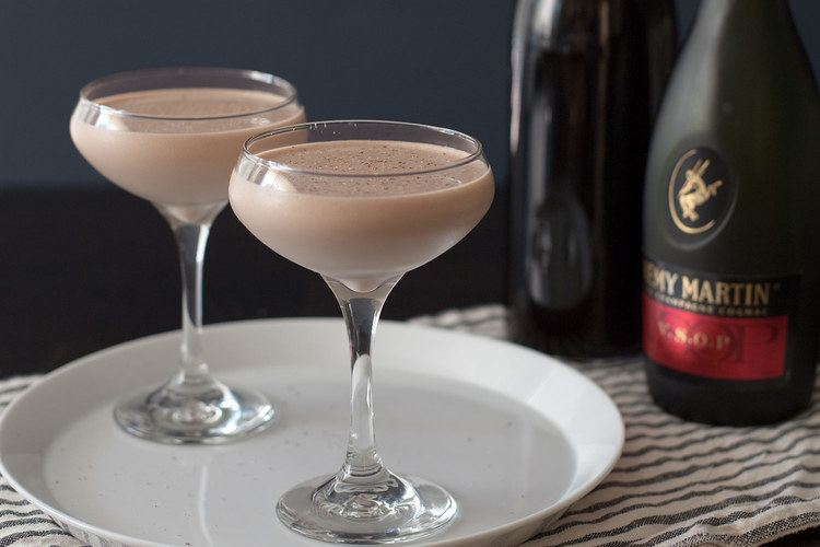 Brandy Alexander Brandy Alexander A Milkshake in Cocktail Form The Drink Blog