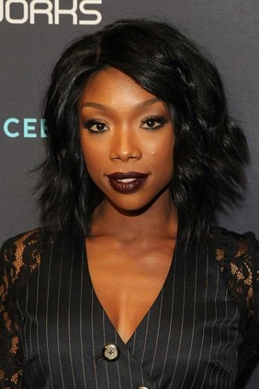 Brandy Norwood Fly Or Fail Brandy Norwood Goes AllBlack Everything At