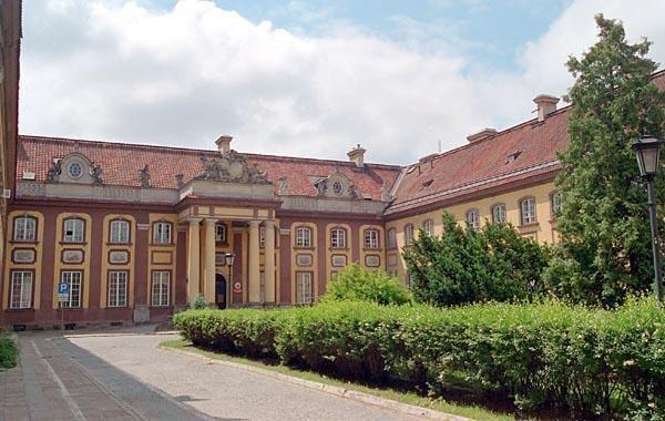 Branicki Palace, Warsaw