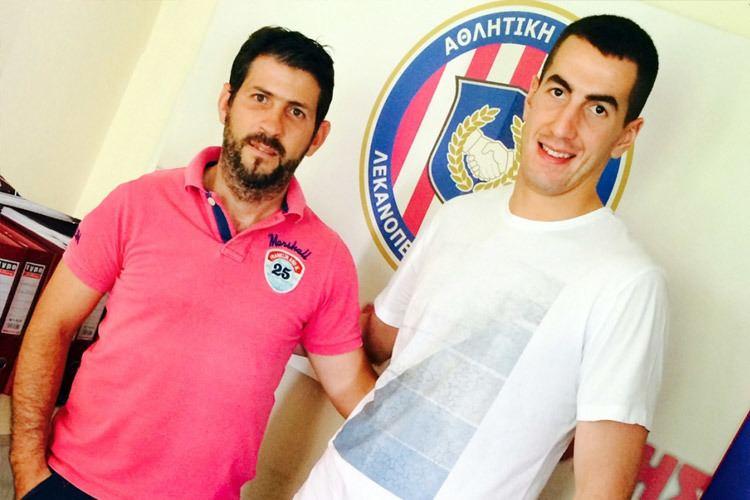 Branimir Aleksić Branimir Aleksi potpisao dvogodinji ugovor sa grkim prvoligaem