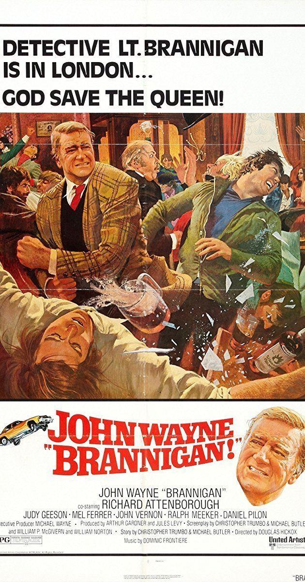 Brannigan (film) Brannigan 1975 IMDb