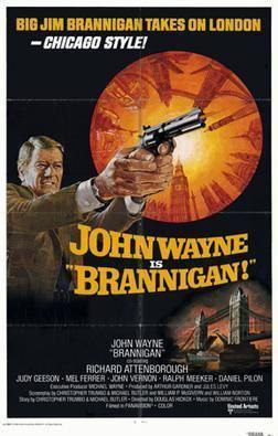 Brannigan (film) Brannigan film Wikipedia