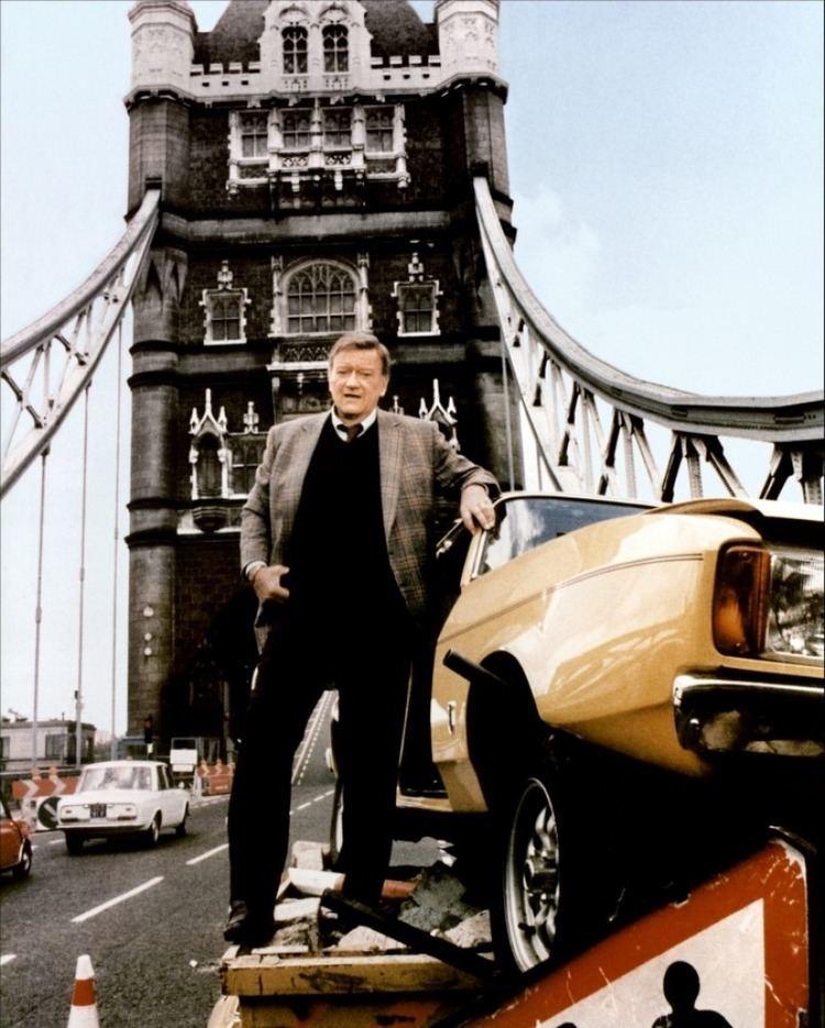 Brannigan (film) Avengers in Time 1975 Film Brannigan