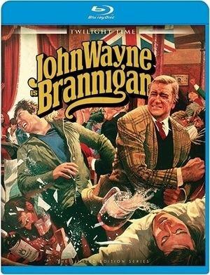 Brannigan (film) REVIEW BRANNIGAN 1975 STARRING JOHN WAYNE RICHARD ATTENBOROUGH