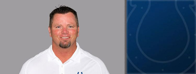 Brant Boyer Indianapolis Colts Brant Boyer