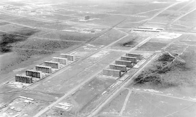 Brasilia in the past, History of Brasilia