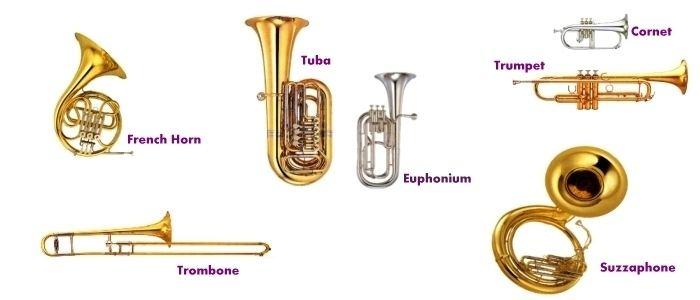Brass instrument Brass