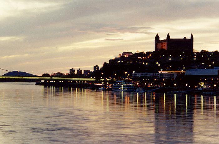 Bratislava Beautiful Landscapes of Bratislava
