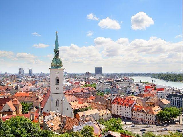 Bratislava Region Beautiful Landscapes of Bratislava Region