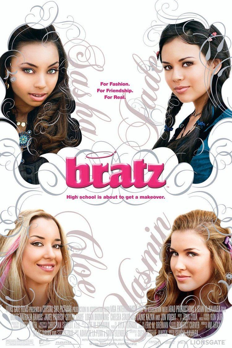 Bratz (2007 film) wwwgstaticcomtvthumbmovieposters167830p1678