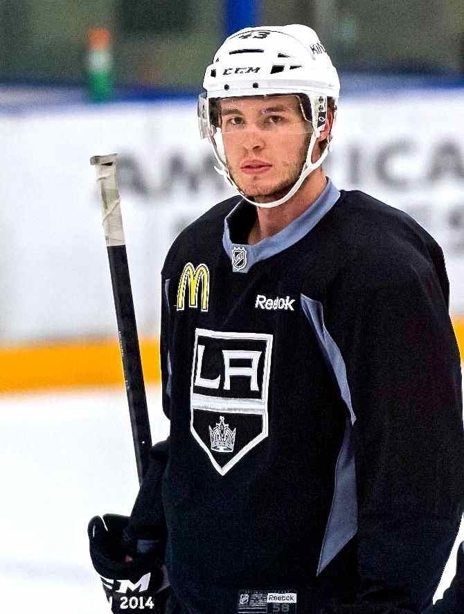 Brayden McNabb LA Kings Are Banking On Brayden McNabb Being A Ready For