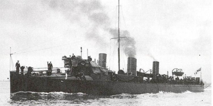 Brazen-class destroyer