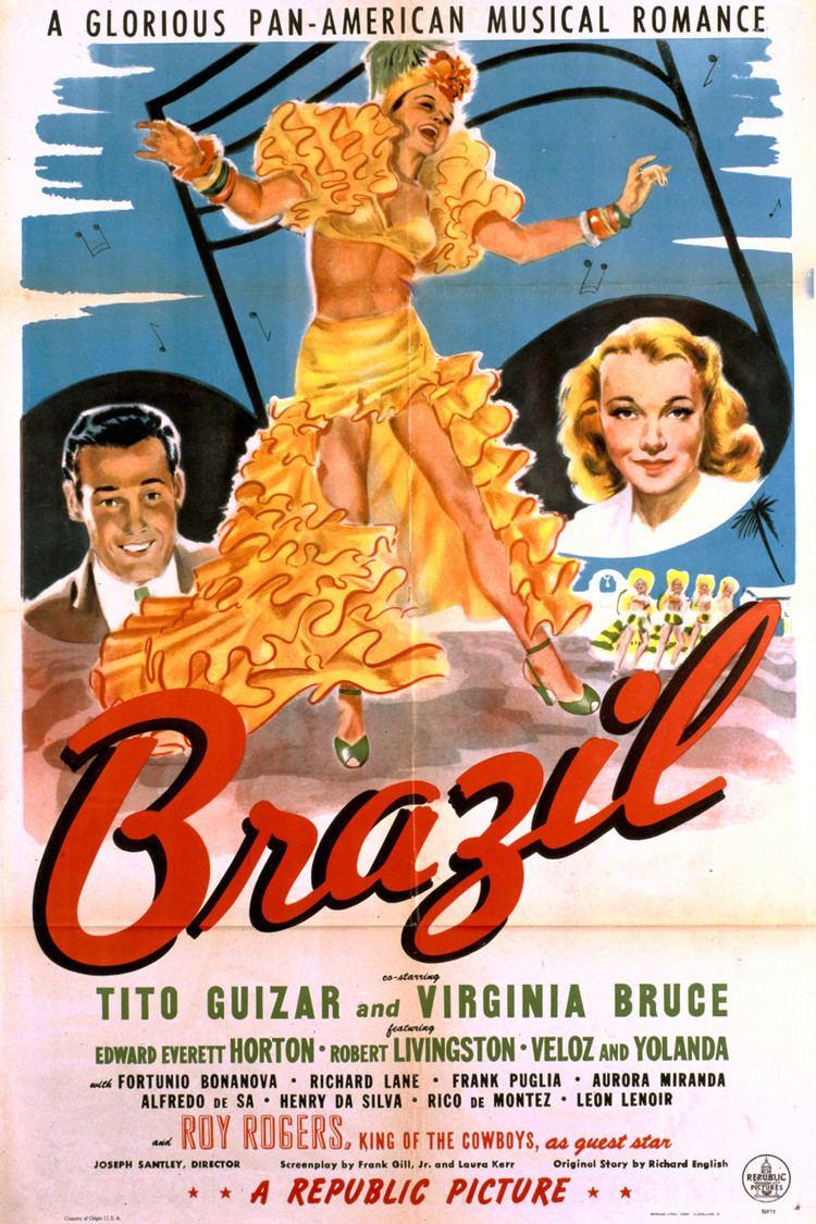 Brazil (1944 film) wwwgstaticcomtvthumbmovieposters47300p47300