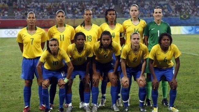 Brazil women's national football team 10 Best Female Football Teams