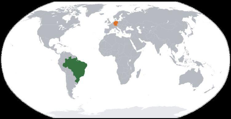 Brazil–Germany relations