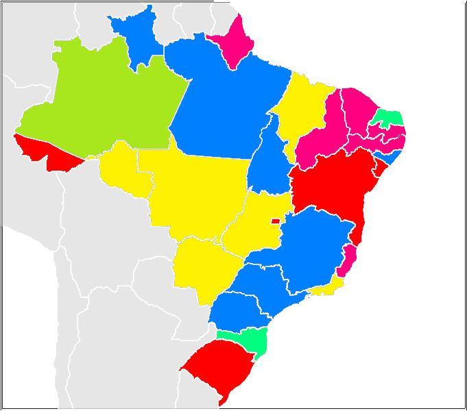 Brazilian gubernatorial elections, 2010