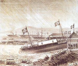Brazilian ironclad Tamandaré httpsuploadwikimediaorgwikipediacommonsthu