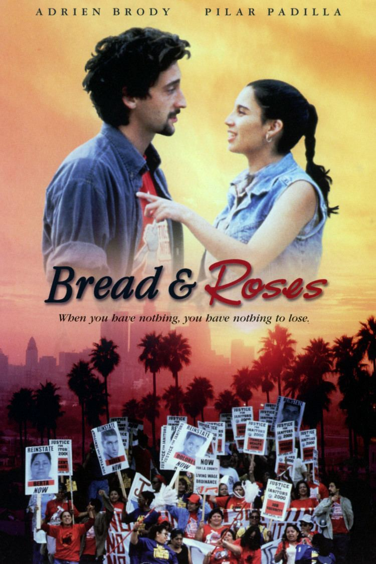 Bread and Roses (2000 film) wwwgstaticcomtvthumbdvdboxart30202p30202d