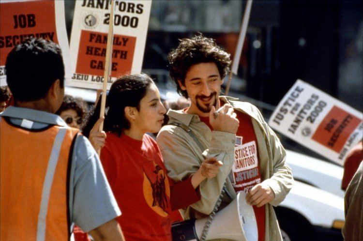 Bread and Roses (2000 film) You Should Stream Adrien Brody in Bread and Roses Labor Classic