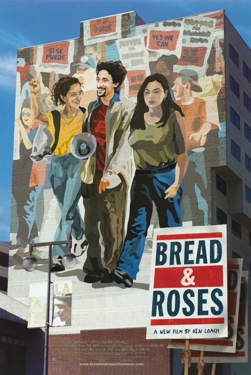 Bread and Roses (2000 film) Bread and Roses movie posters at movie poster warehouse moviepostercom