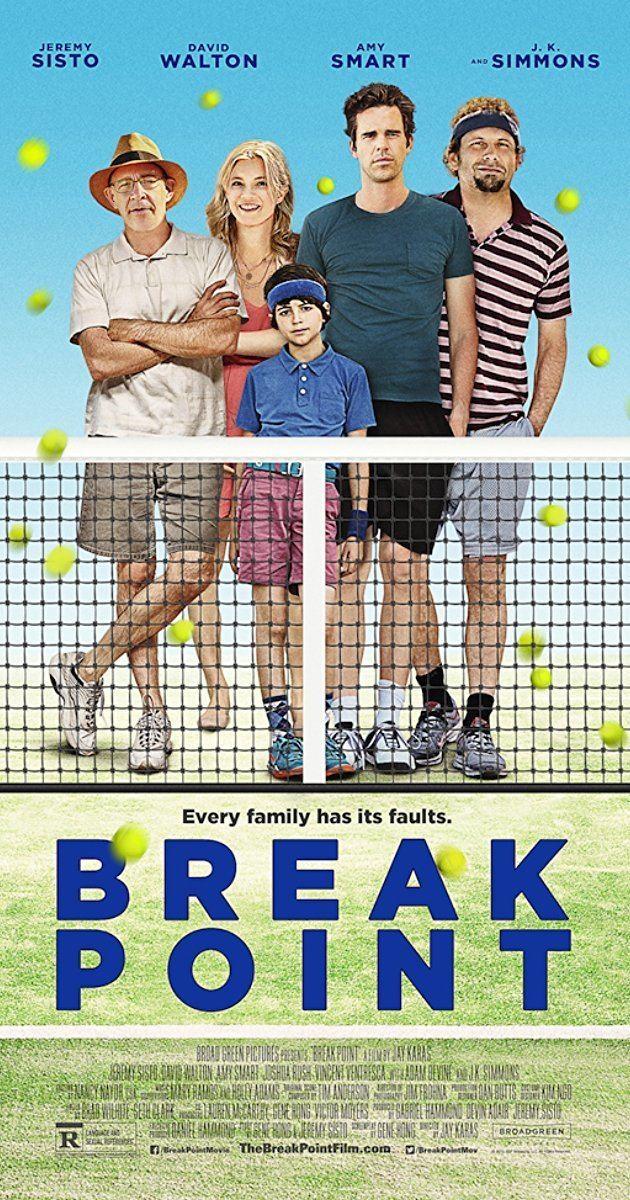 Break Point (film) Break Point 2014 IMDb