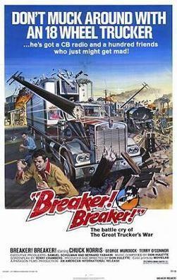 Breaker! Breaker! movie poster