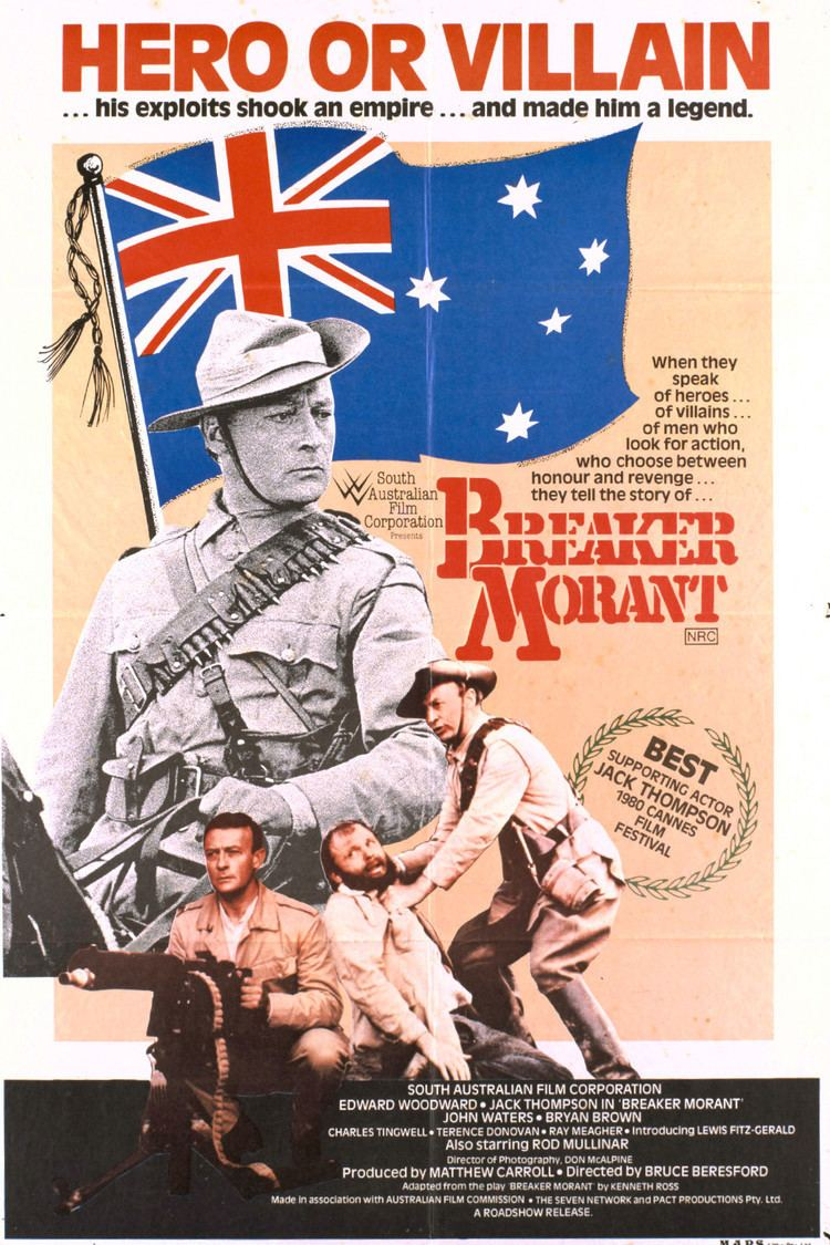 Breaker Morant (film) wwwgstaticcomtvthumbmovieposters1795p1795p