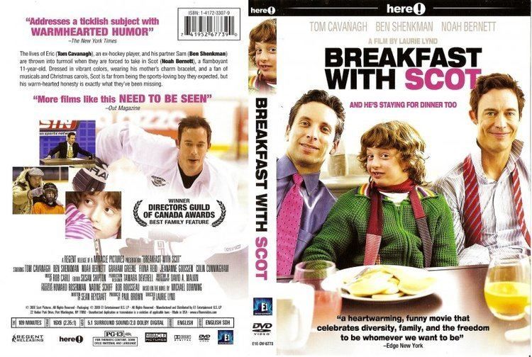 Breakfast with Scot Breakfast With Scot Movie DVD Scanned Covers Breakfast With Scot