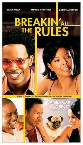 Breakin' All the Rules Amazoncom Breakin All the Rules VHS Jamie Foxx Gabrielle Union