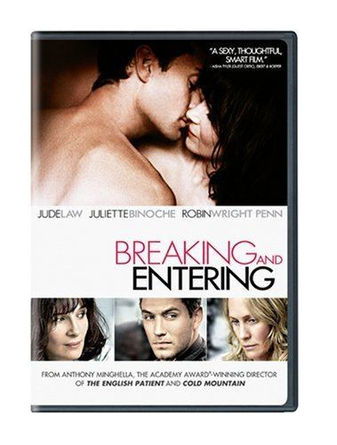 Breaking and Entering (film) Amazoncom Breaking and Entering Jude Law Robin Wright Penn
