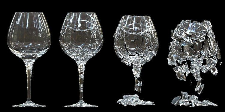 Breaking Glass The Breaking Glass Strategy