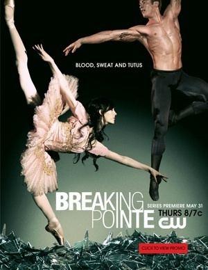 Breaking Pointe CW39s Breaking Pointe Ballet is beautiful but brutal