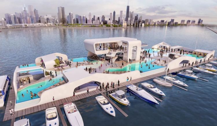 Breakwater Chicago Breakwater Chicago The Floating Entertainment Destination