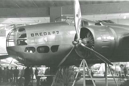 Breda Ba.82 Breda Ba82