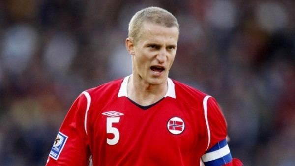 Brede Hangeland Crystal Palace Announce The Signing Of Defender Brede