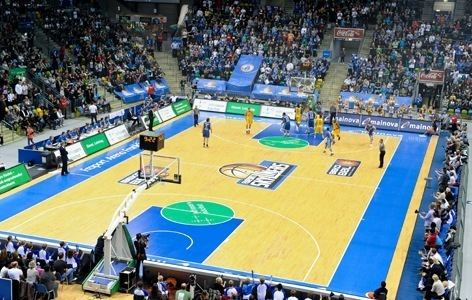 Bremerhaven Stadthalle Basketball Arenas in Germany BasketballBundesliga SkyscraperCity
